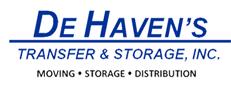 DeHaven's Transfer & Storage Logo